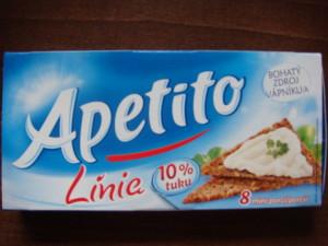 Nízkotučný sýr Apetito linie