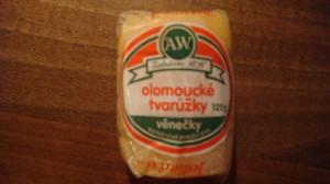 Olomoucké tvarůžky-válečky