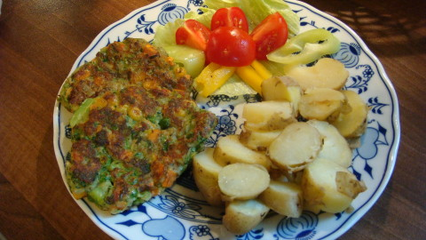 Zeleninové placičky