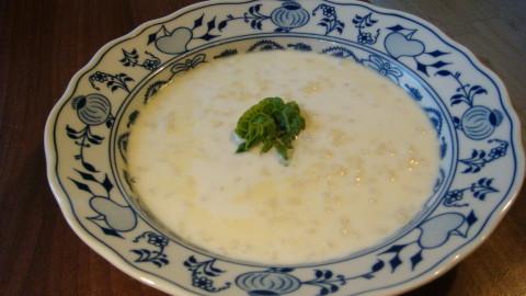 Mléková polévka