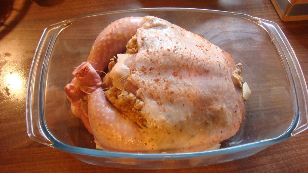 Kuře ala krocan