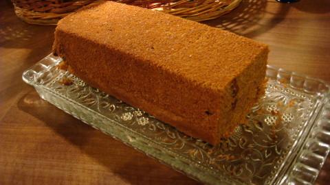 Dýňový špaldový chlebíček