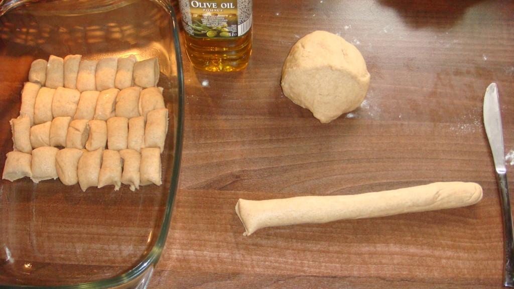 Dukátové buchtičky s celozrnnou moukou