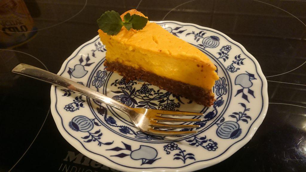 Hokaido sýrový koláč - cheesecake